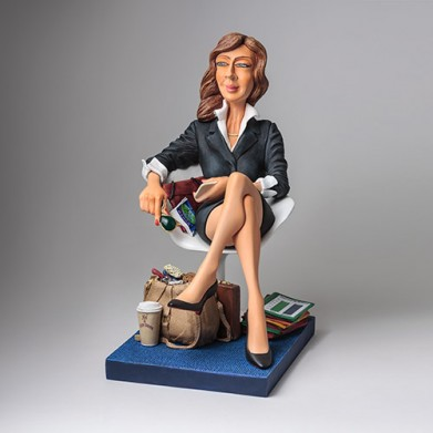 BUSINESSWOMEN - Figurina Cadou