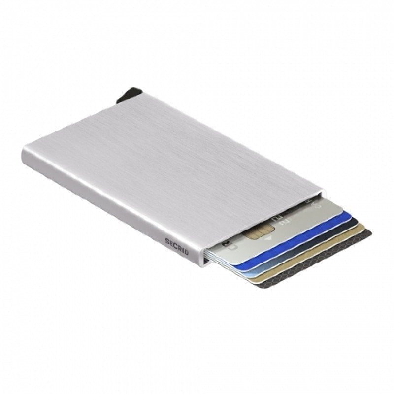 Portcard Brushed Silver
